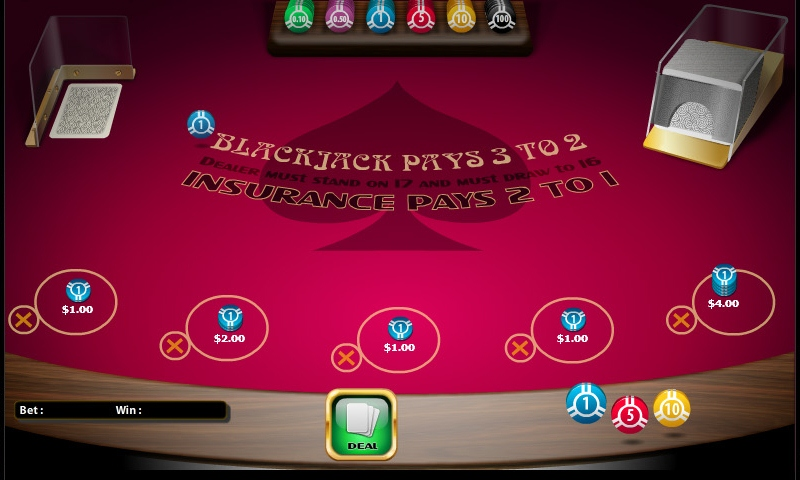 Blackjack:     The Classic Game Comes to Your Home